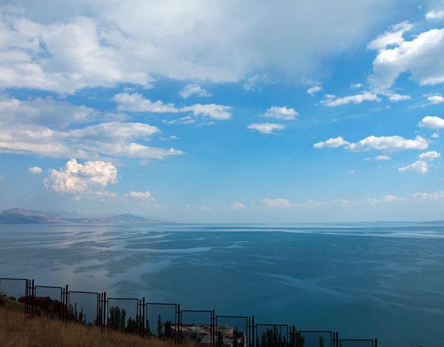 دریاچه Sevan