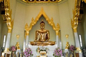 Wat Traimit, Temple of the Golden Boddha