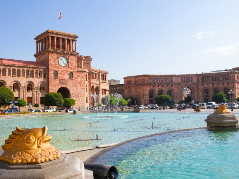 تور گردشگری ارمنستان